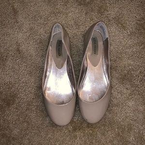 Nude Steve Madden ballet flats